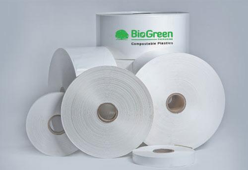 BioGreen Packaging Compostable Plastics